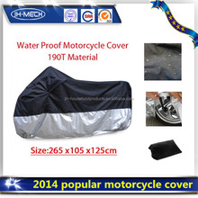 Outdoor UV Protector Motorcycle Cover rain cover for scooter