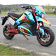 cool color adult electric motorbike 3000w