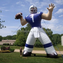 Colts Lucky Inflatable Coleman inflatable characters for advertising