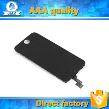 Original black lcd screen replacement parts for iphone 5c display in mobile phone lcds