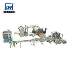 Automatic Paper Folding Machine Box drawing Facial Tissue Paper Making Machine