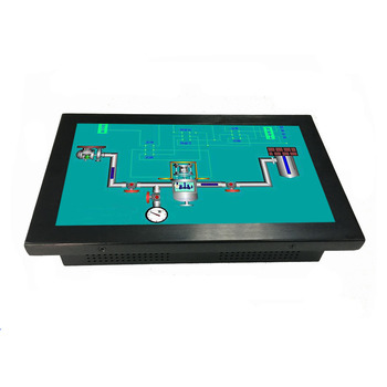 All In One PC 4GB Fanless Touch Screen Industrial Computer 10.4 INCH