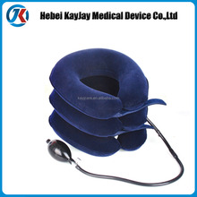 2016 hot new products Air Cervical Neck Massager Inflatable neck traction