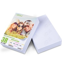 Cheap price 3R photo size 180g inkjet photo paper glossy(GSBGPPM11)