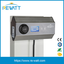 TUV CE 7kw Smart Wall Mounted EV Charging Station with OCPP