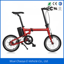 16inch 150W lithium battery foldable electric bike/folding electric bicycle/folding cheap mountain ebike