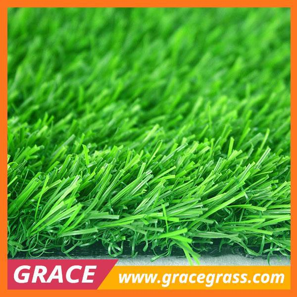 Fake Plastic Landscaping Lawn Edging for Shopping Mall