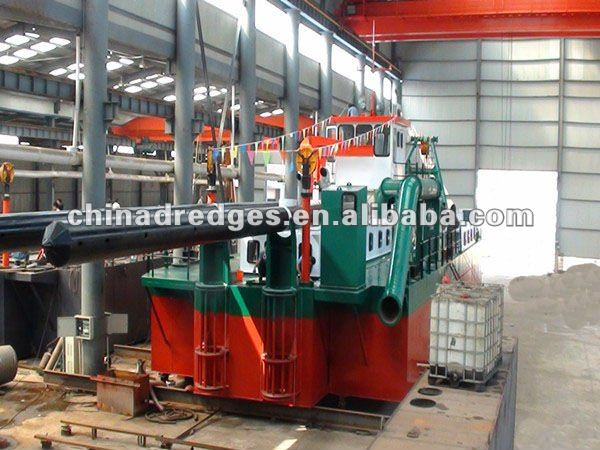 Dredge / River Dredging Equipment