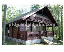 Prefabricated Wooden House, Wooden Villa