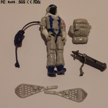 Make Your Own Design Vintage Style Action Force GI Joe 1985 SNOW SERPENT Figure Near Complete China Manufacturer