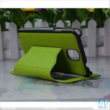 Left and Right Opening Leather Stand Case with Window View for Samsung Galaxy Note 3 N9000 P-SAMN9000CASE007
