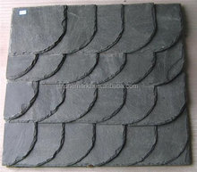Chinese Supplier Natural Stone Exterior Slate for Roof Covering Tile
