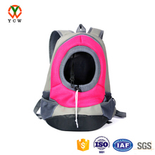Comfortable soft portable foldable expandable dog backpack pet carrier bag