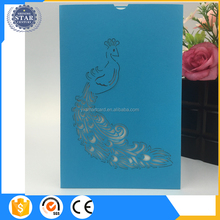Laser Cut hot love rose frame Design Wedding Invitation Cards With Envelopes and Seals 2016