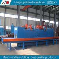 Used shot blasting machine for H-Beam