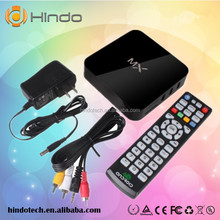 GBOX Midnight MX2 XBMC TV BOX 1GB RAM 8GB flash dual core android internet tv