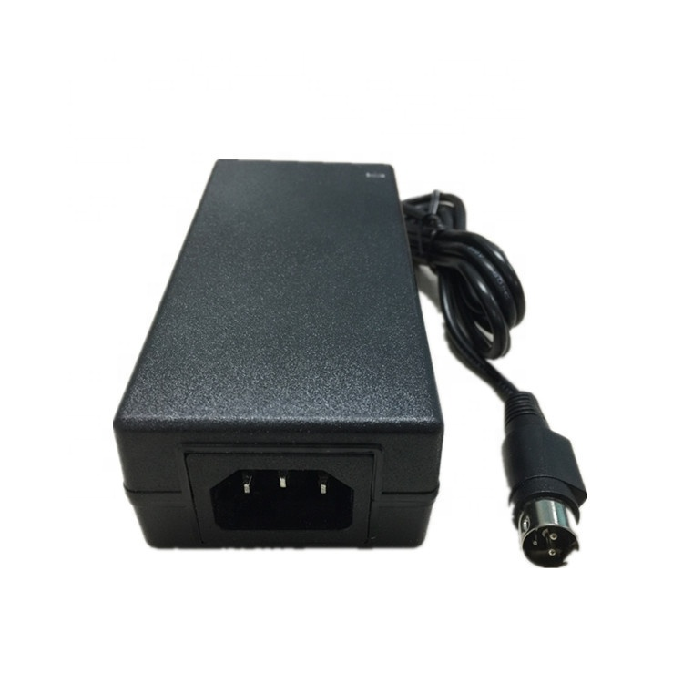 Desktop 24v 2a 2.5a 3a ac dc power adapter with 3 pin din for epson pos printer SP298 power supply