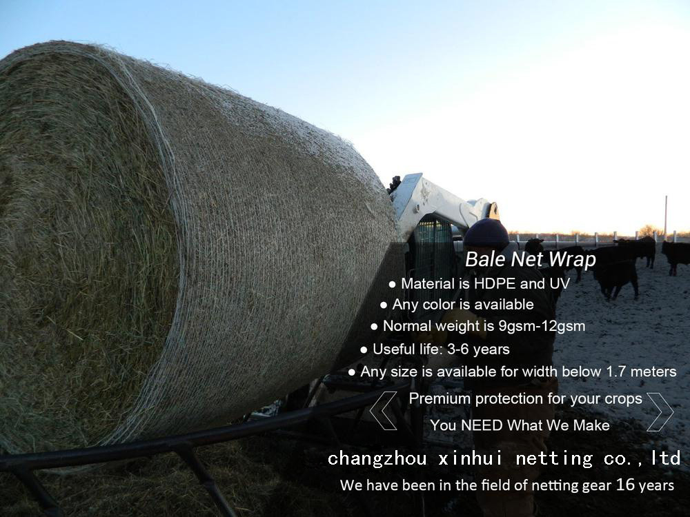 Agriculture Use HDPE Hay Baler Net Wrap