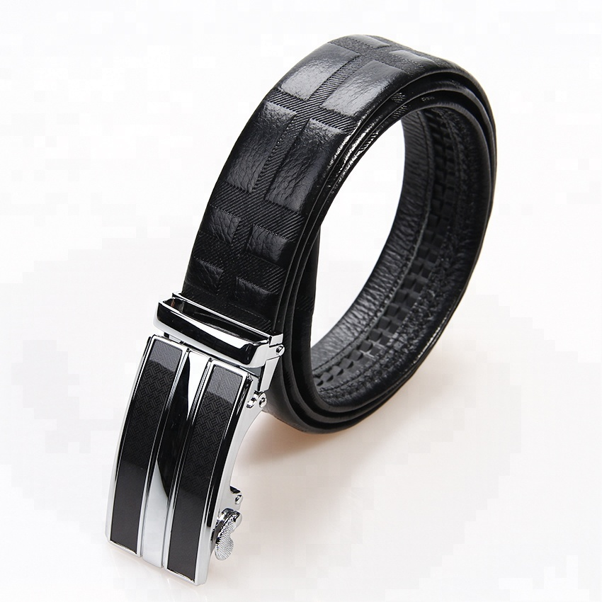 Alibaba China Supplier Hot Sale Leather Automatic Buckle <strong>Belt</strong>