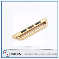 MIM Sintered Metal Parts Watch buckle Clasp customized