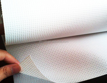 hot sell eco solvent pvc free banner mesh