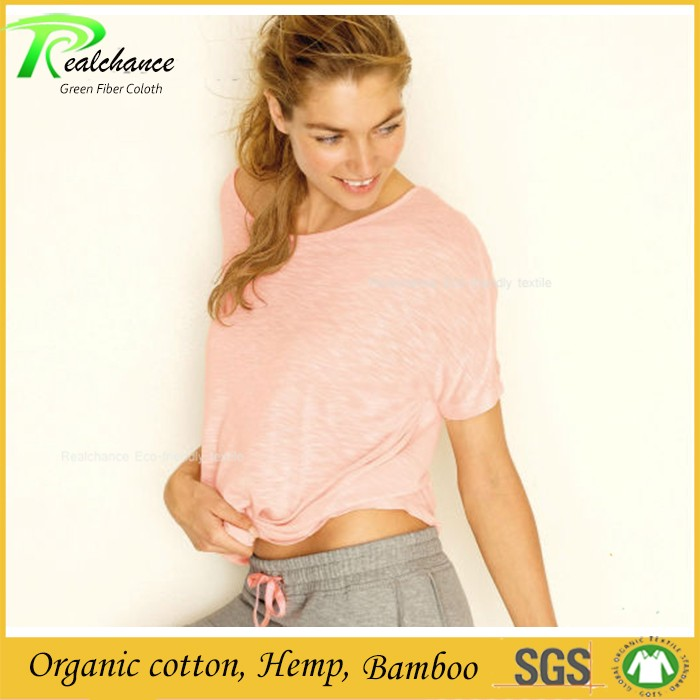 Environmental Bamboo Fabric Yoga Apparel Fitness
