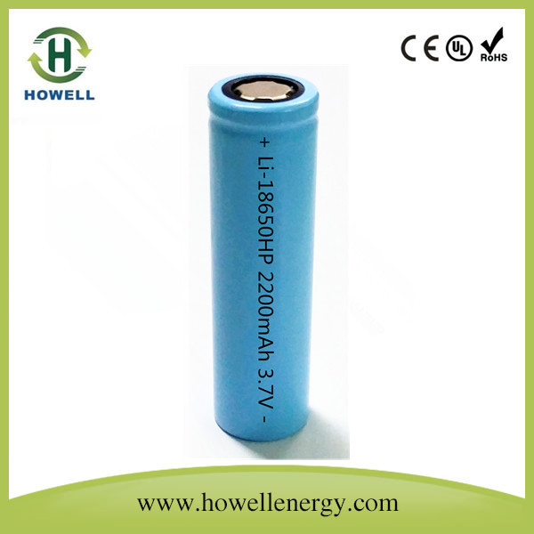 3.7V 2200mAh Long Lasting Electronic Cigarette Battery