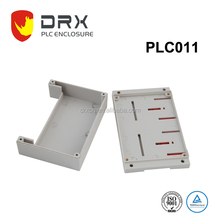 Customizd IP65 plastic din rail plc enclosure for electronic
