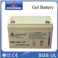 12v 100ah gel deep cycle battery for solar street light