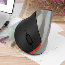 Wireless Ergonomic Vertical Optical USB Mouse 5D Optical Mouse For PC Laptop hot new