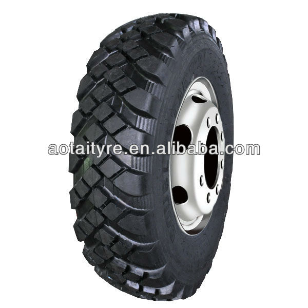 15.5-20 Military truck tyre