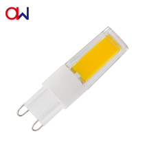 China Factory Super Brightness High quality COB G9 LED 3W G9 Bulb LED with CE Rosh Hight Voltage