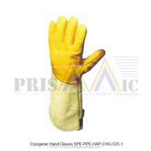 Cryogenic Hand Gloves ( SPE-PPE-HAP-CHG-525-1 )