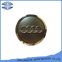 ABS Car Accessory Wheel Cap Wheel Center Caps for AUDI 69MM Hub Cap
