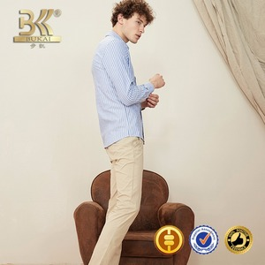 Clothing manufacturer high quality man pants for youth summer long pants