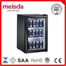 68L Portable Mini Fridge Countertop Display Cooler Commercial Refrigerator,Display Counter Commercial Refrige