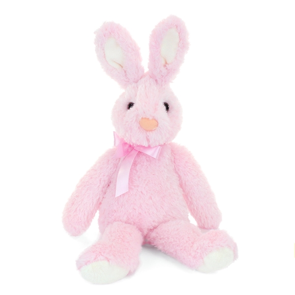 hot sale plush pink bunny toys