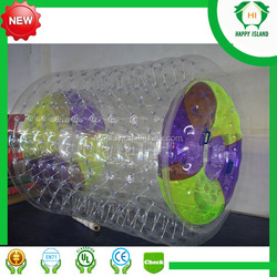 Hot fun!inflatable water roller wheel,water roller ball ,inflatable water roller walking ball