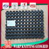 Bitumen coated high quality fiberglass geogrid
