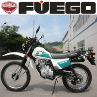 OHC CB150CC Dirt Bike Motocross 150cc Vertical Engine Cargo Motorcycle