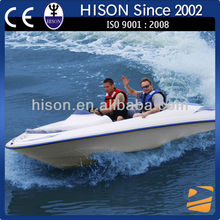 Water fiberglass jet boat with electric motor for sale