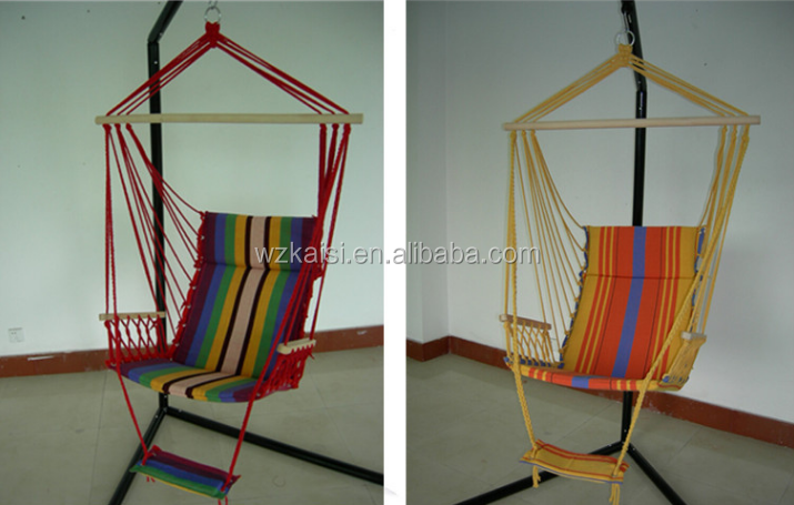 Swing hanging chairs