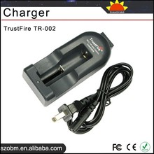 TrustFire TR-002 High quality 3.6v battery charger Universal battey charger automatic battery charger