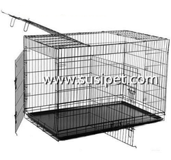 dog & cat used cages