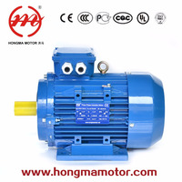 2HMA-IE2(EFF1) Series 2Poles 3000RPM 2.2KW High Efficiency Three Phase Electric AC Asynchronous Induction Motor