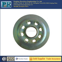 High precision dia casting steel alloy plate mechanical parts