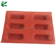 Silform Perforated Silicone Bread Baking Mold Fiberglass Reinforced