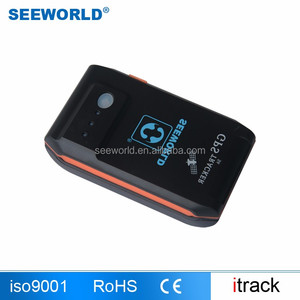 Ultra-long Standby Time smart vehicle tracking system ,gps tracker with one year free platform