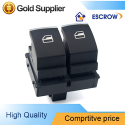 High quility Electric Power Master Window Switch For VW Volkswagen Eos Golf GTI Rabbit R32 OE No. 5K0 959 857 / 5K3 959 857A