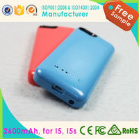 Best Price Top Quality 2000mah Rechargeable for iPhone 4 Power Case